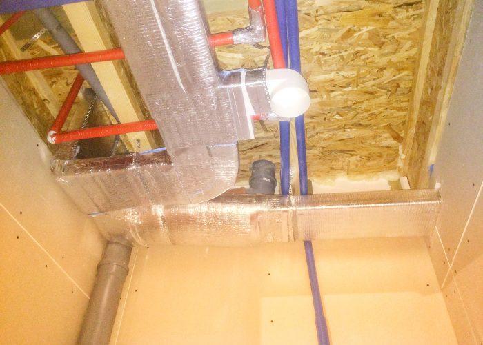 Вентиляция в сип доме своими руками фото 136